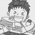 号泣必至?!鉄拳のパラパラ漫画が泣ける。゚(゚´Д`゚)゚。