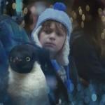 ペンギンと少年の心温まるクリスマスの物語に世界中が感動!