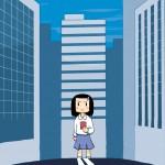 四コマ漫画で笑って泣いて感動する!施川ユウキの「オンノジ」